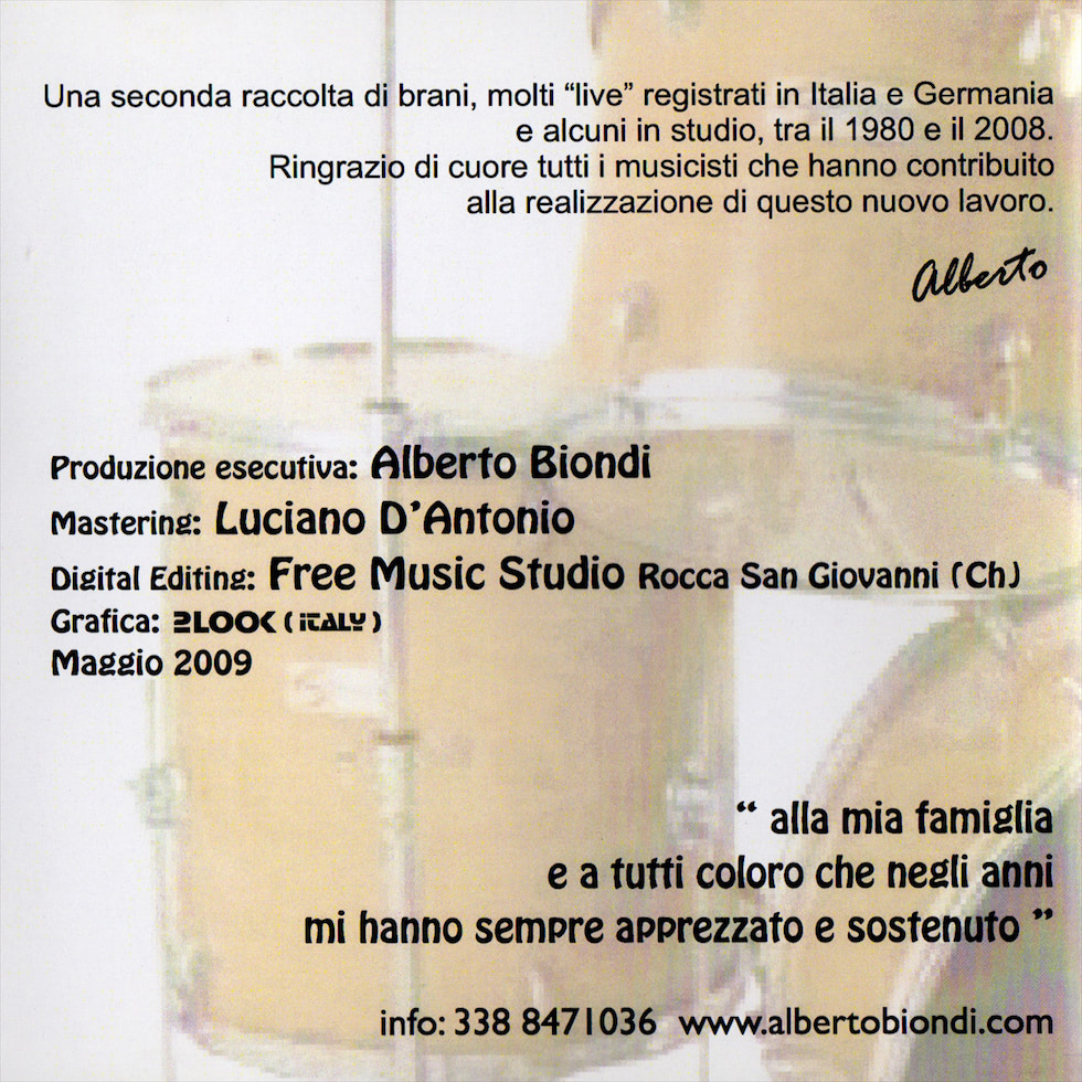 Alberto Biondi