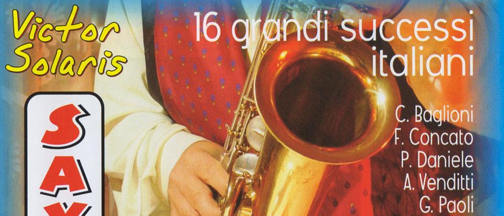 Sax Bar Vol. 1