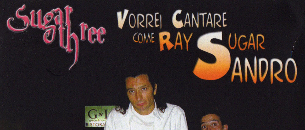 Vorrei cantare come Ray Sugar Sandro